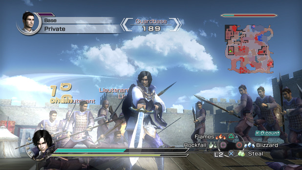 Dynasty Warriors 6 Empires Screenshot - 1026426