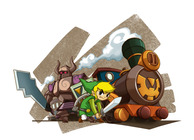 The Legend of Zelda: Spirit Tracks Image