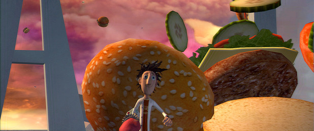 Cloudy with a Chance of Meatballs - Feature