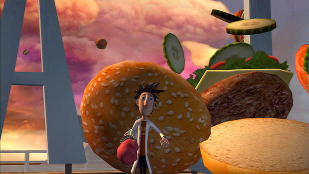 Cloudy with a Chance of Meatballs Screenshot - 1026905