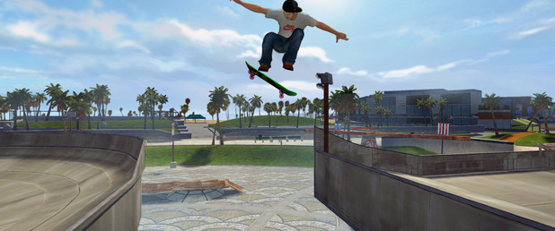 Tony Hawk: RIDE - Feature