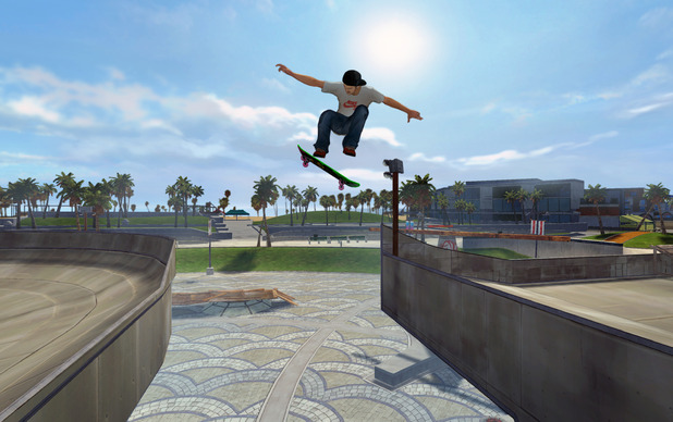 Tony Hawk: RIDE Screenshot - 1027238