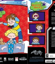 Horrid Henry Missions of Mischief Boxart