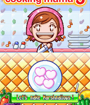 Cooking Mama 3: Shop & Chop Boxart