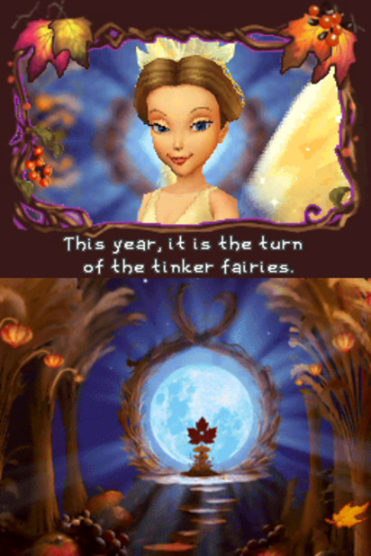 Disney Fairies: Tinker Bell and the Lost Treasure - Feature