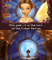 Disney Fairies: Tinker Bell and the Lost Treasure Boxart