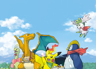 Pokémon Mystery Dungeon: Explorers of Sky Image