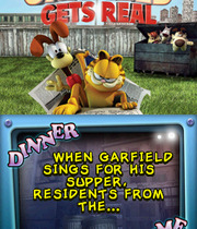 Garfield Gets Real Boxart