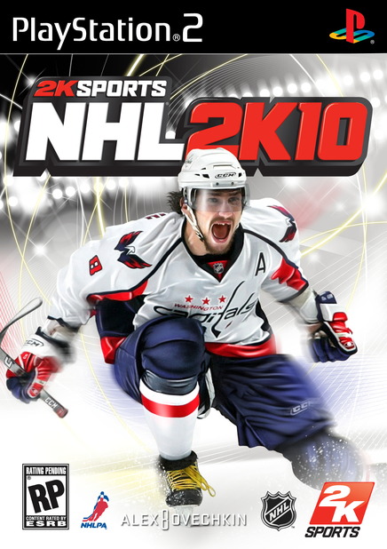NHL 2K10 Packshot - 1028078