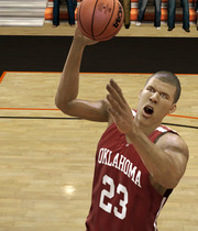 NCAA Basketball 10 Boxart