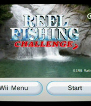 Reel Fishing Challenge Boxart