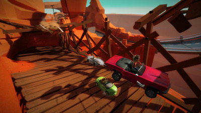Joy Ride Turbo Screenshot - 1028644