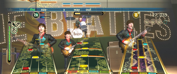 The Beatles: Rock Band - Feature