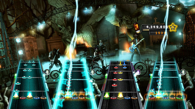 Guitar Hero 5 Screenshot - 1028804