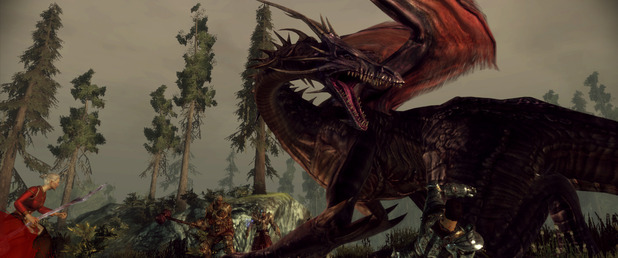 Dragon Age: Origins - Feature