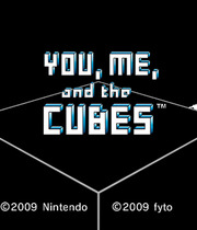 You, Me and the Cubes Boxart