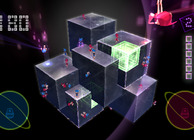 You, Me and the Cubes Image