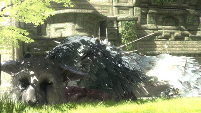 The Last Guardian Screenshot - 1029381