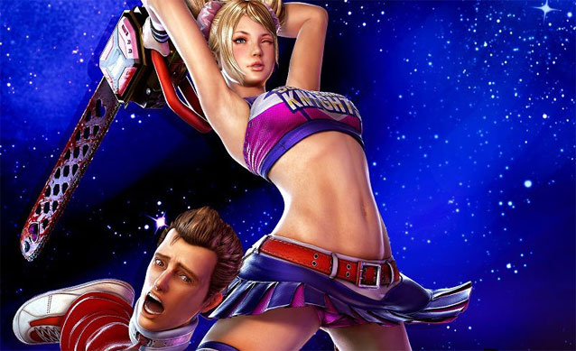juliet starling, lollipop cahinsaw