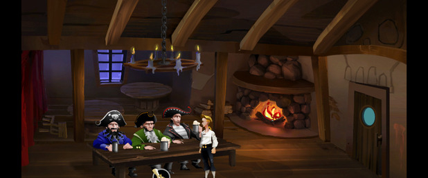 The Secret of Monkey Island: Special Edition - Feature