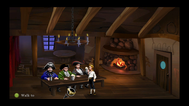 The Secret of Monkey Island: Special Edition Screenshot - 1029527