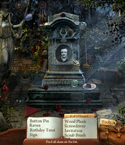 Midnight Mysteries: The Edgar Allan Poe Conspiracy Boxart