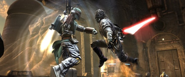 Star Wars The Force Unleashed: Ultimate Sith Edition - Feature