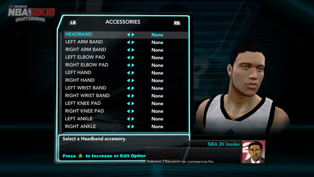 NBA 2K10 - Feature