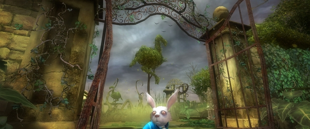 Alice in Wonderland - Feature