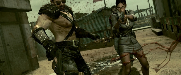 Resident Evil 5 - Feature