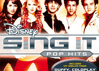 Disney Sing It: Pop Hits Image