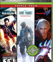 Platinum Hits Triple Pack Boxart