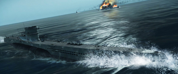 Silent Hunter 5: Battle of the Atlantic - Feature