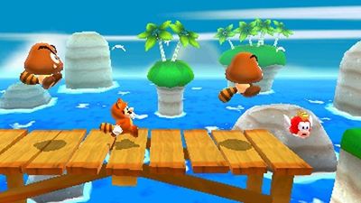 Super Mario 3D Land Screenshot - 1033246