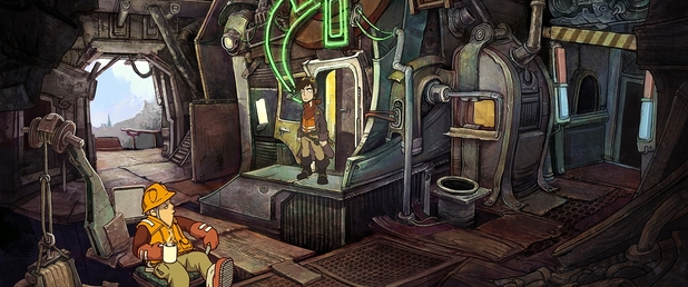 Deponia - Feature