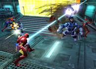 Marvel: Ultimate Alliance 2 Image
