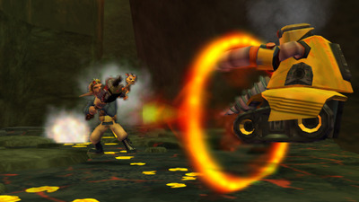 Jak and Daxter: The Lost Frontier Screenshot - 1034078