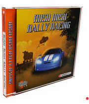 Rush Rush Rally Racing Boxart