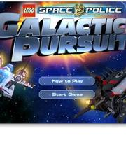 Galactic Pursuit Boxart