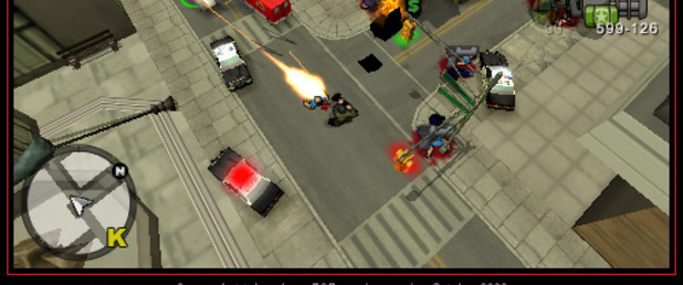 Grand Theft Auto: Chinatown Wars - Feature