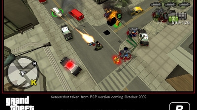 Grand Theft Auto: Chinatown Wars Screenshot - 1036742