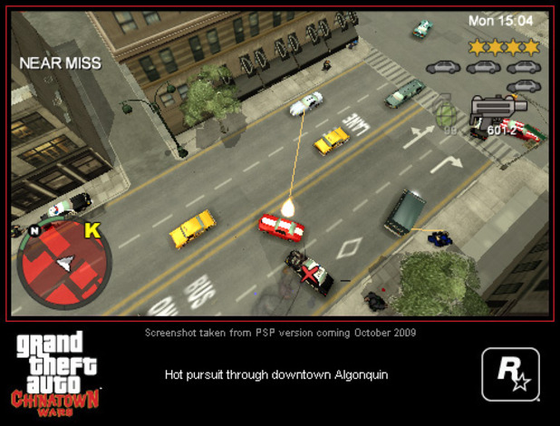 Grand Theft Auto: Chinatown Wars Image
