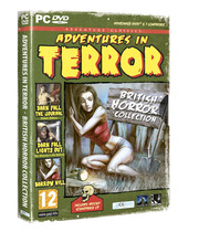 Adventures in Terror - British Horror Pack Boxart