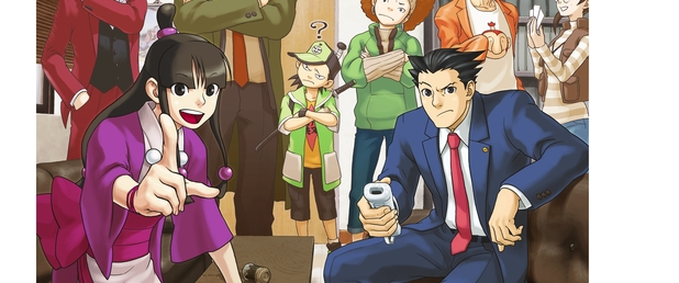 Ace Attorney Series - Feature