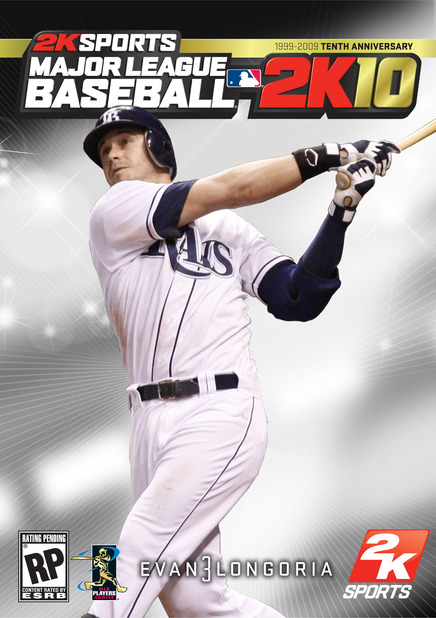 Major League Baseball 2K10 Packshot - 1038337