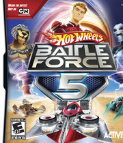 Hot Wheels Battle Force 5 Boxart