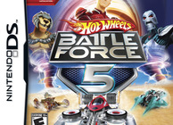 Hot Wheels Battle Force 5 Image