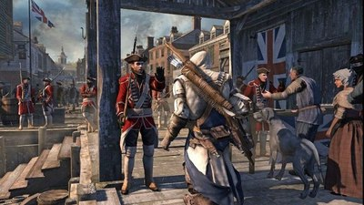 Assassin's Creed III  - 1038863