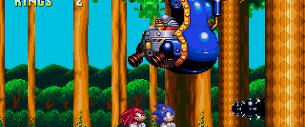 Sonic Classic Collection - Feature