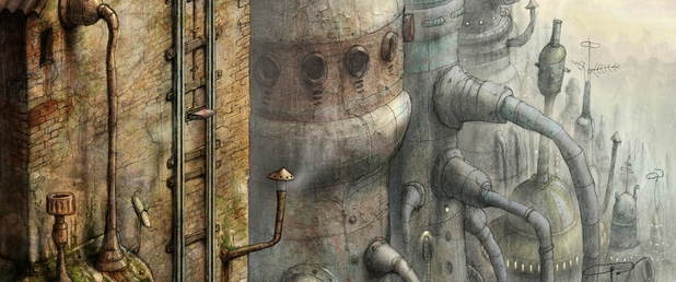 Machinarium - Feature